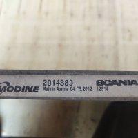 Радиатор кондиционера Scania P