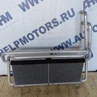 Радиатор отопителя (печки) Scania R
