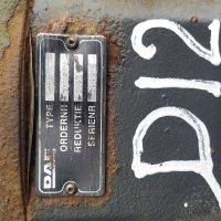 Редуктор заднего моста на DAF XF105 series
