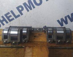 Вал роликовых толкателей в сборе Scania HPI