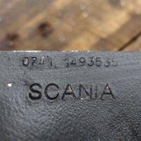 Топливная рампа на Scania R