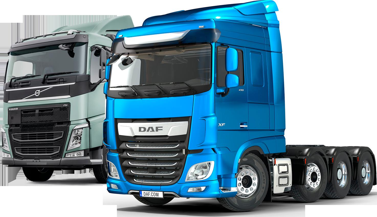 Автозапчасти б/у для грузовых автомобилей