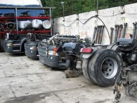 Кабины для грузовых авто